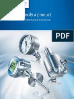 Baumer PI-Pocket-Guide BR en 1411 11128366