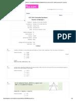 Geometry 136 Questions