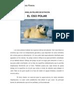 OSO POLARl en peligro de Extinción