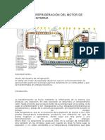 Sistemas de Refrigeración Del Motor de Combustion Interna