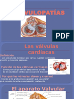 Valvulopatías 2