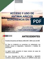 22 Peru Suministros Antimalaricos