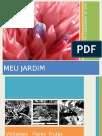Album de Fotos - Meu Jardim Interativa