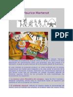 Maurice MartenotEjercicios