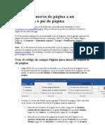 Agregar números de página a un encabezado o pie de página.docx