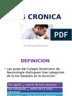 Tos Cronica
