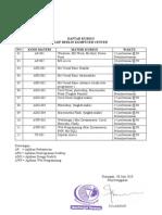Program Kursus