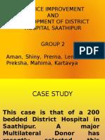 Health Project Management Final Indian Institute of Public Health Delhi