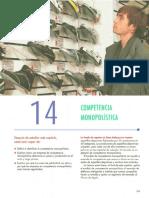 Pakin (2014) - Competencia Monopolística (Cap14)