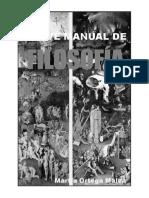 Breve Manual de Filosofia 2012
