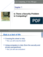 Chapter 1 - Is There a Security Problem