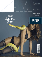 FHM Philippines - October 2016 2