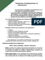 Resumen Gestión de Empresas de diseño uade 201