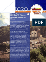 Boletin Sgot Cusco Informativo 3 2014