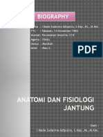 Anatomi Dan Fisiologi Kardiovaskuler 2015