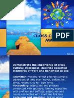Unit 9 Cross Cultural