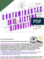 CASE Contaminantes en El Sistema Hidráulico