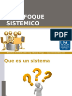 enfoque sistemico
