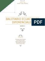 Ecuaciones diferenciales UNMSM Castro balotario 1