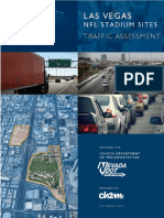 NDOT Las Vegas Stadium Traffic Assessment