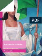 Primaria Tercer Grado Educacion Artistica Libro de Textodiarioeducacion