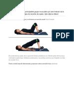 Exercitii Spate