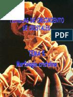 Morfología Cristalina - Sol López