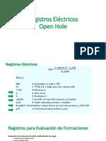 Registros Eléctricos