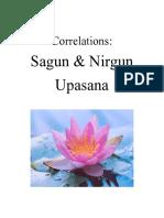 Correlations - Sagun & Nirgun Upasana