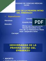 Hemorragias en la primera mitad del embarazo.pptx