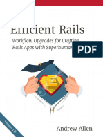 Efficient Rails Sample