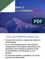 Capitulo 3 Cambio Climatico