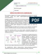 Deficit de Piruvato Carboxilsa