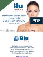 Resumen Conferencia Podologia Cosmetica Maslo Octbre 8- 2012