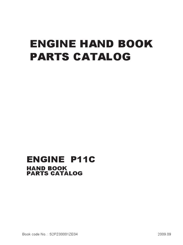 Hino Engine Hand Book p11c