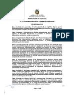 Eliminacion Salvaguardias Productos Colombianos