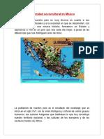 Diversidad Sociocultural en México