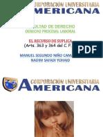 ORIGINAL RECURSO DE SUPLICA.ppt