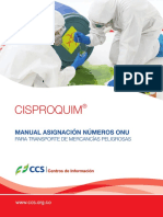 Gc320 2015 Manual Asignacion Numeros Onu 2015