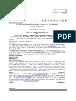 Maytas Properties Ltd. vs. AP State Commission