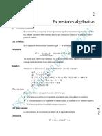 2 Cap Dos Expresiones Algebraicas Definitivo 2