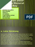 Kebutuhan Dasar Manusia Menurut Callista Roy.pptx