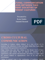 Miscommunication Between Cultures Ppt