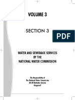 Section 3 - Water & Sewerage Services by NWC