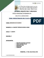 Informe Final Flujo Laminar