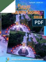 Statistik Daerah Kabupaten Sidoarjo 2016
