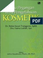 Buku Pegangan Ilmu Pengetahuan Kosmetik