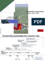 Sustainability+Kornevall