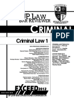 Criminal Law (Book 1) - UP 2012 reviewer.pdf