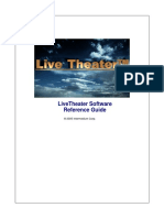 Live Theater Help
